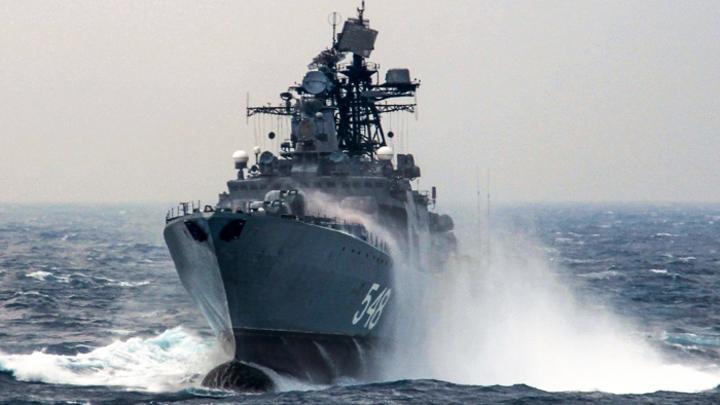Американские эксперты наконец-то разглядели новое лицо русского флота. А мы?