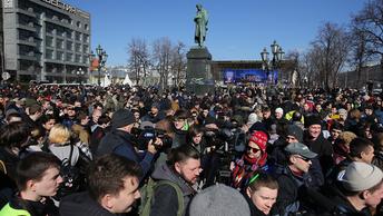 Почему России не грозит цветная революция?