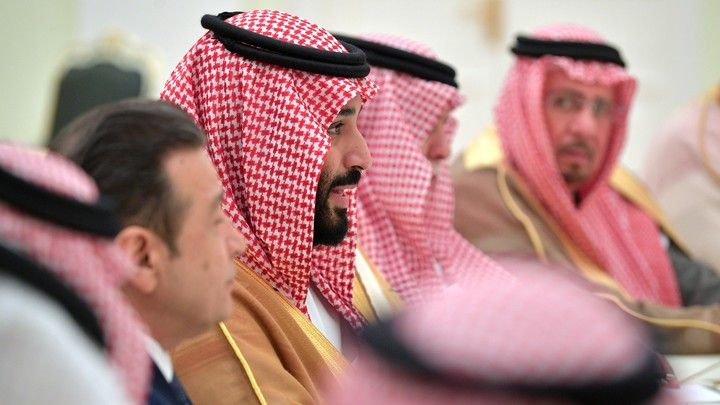 Исполнитель убийства Хашкаджи звонил помощнику кронпринца Саудовской Аравии - спецслужбы Турции