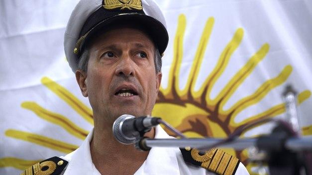 Минобороны Аргентины: Подлодка San Juan погибла вместе с экипажем