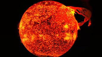 Солнцетрясение