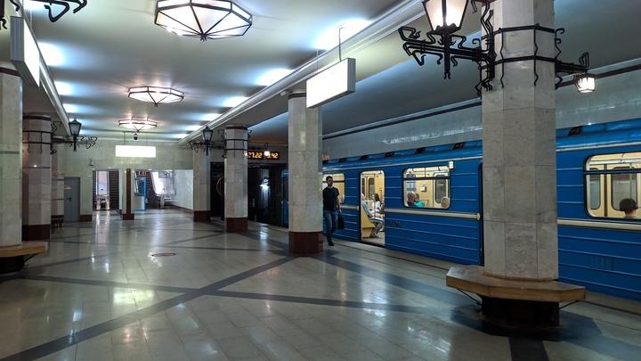 В Новосибирске на день изменится график работы метро
