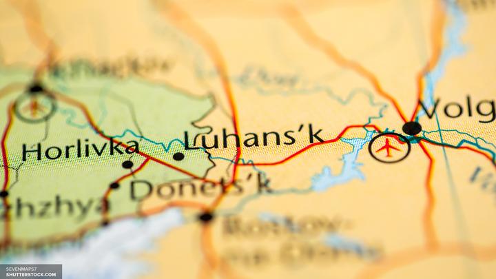 Вода отключена Киевом без предупреждения - ЛНР