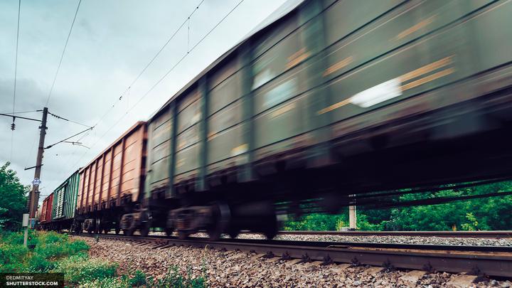 На Украине столкнулись два поезда: Шесть человек пострадали