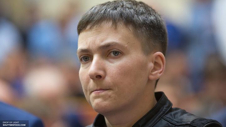 На Украине отменили закон Савченко о сроках содержания в СИЗО