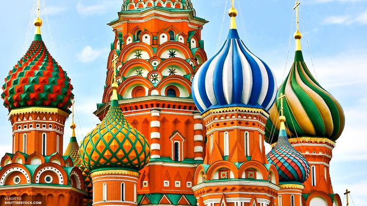 CNN назвал купола собора Василия Блаженного минаретами