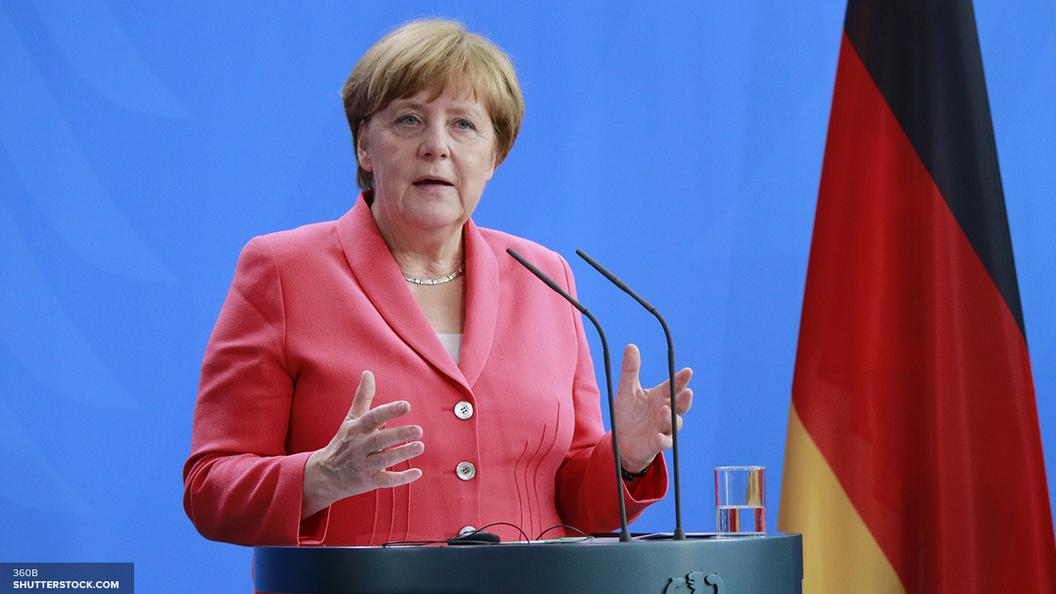 Меркель сообщила, что EC больше ненакого рассчитывать