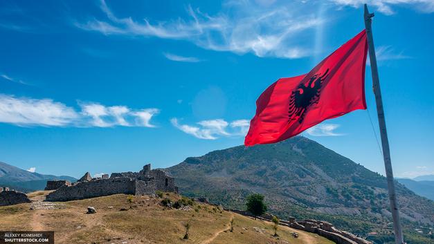 В Албании отравили участников оппозиционного митинга