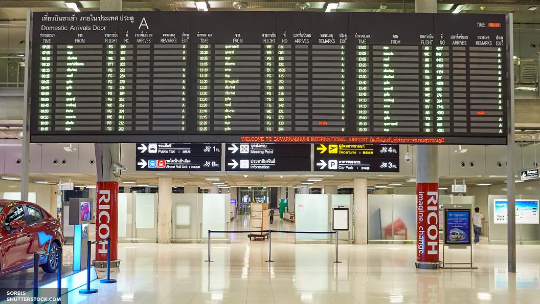 Самолет, летевший изРостова-на-Дону вПетербург, вынужденно сел во«Внуково»