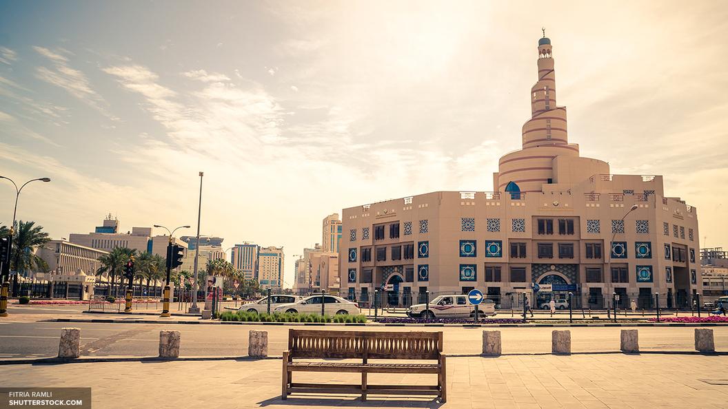 Катар просит уИрана иТурции еды иводы