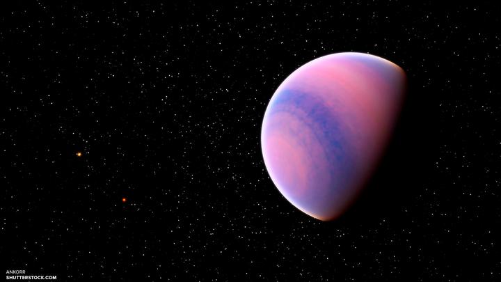 Астрономы составили топ-3 самых необычных планет Вселенной