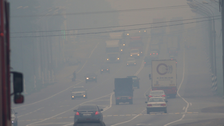 В Самарской области 6 раз фиксировали превышение ПДК в воздухе