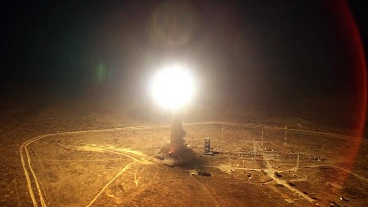 В России проходят учения стратегических ядерных сил «Гром-2019»