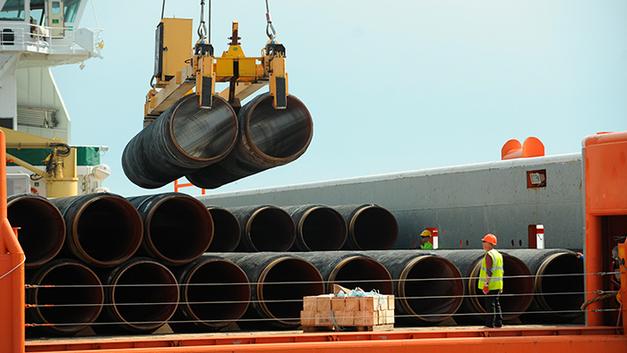 США объявили о фейковых санкциях против «Северного потока — 2»