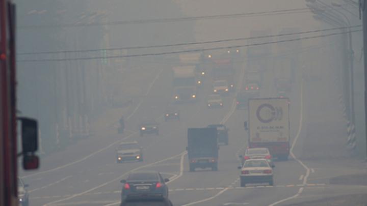 Челябинцы будут дышать смогом до вечера 3 августа