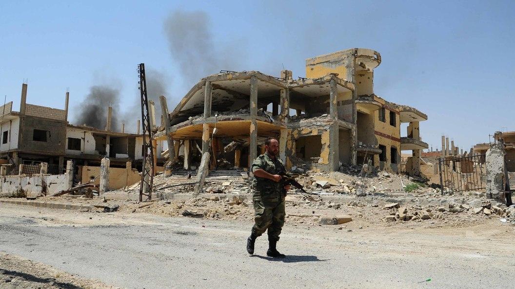 Не на словах, а на деле: Сирия в отличие от США решила поддержать Парижское соглашение о климате