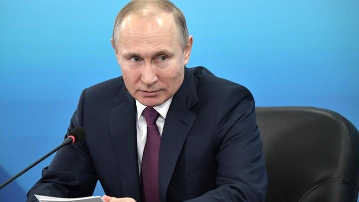 Президент РФ Владимир Путин встретиться Джанни Инфантино 12 февраля