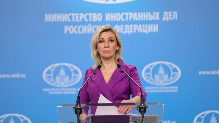 МИД России снова троллит: Хотелось бы услышать комментарий ЕС по беспорядкам в США
