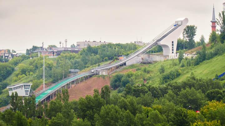 Новый трамплин К-60 откроют в Нижнем Новгороде