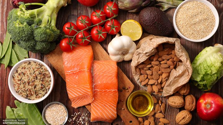 Ученые назвали пять продуктов, отвечающих за долголетие