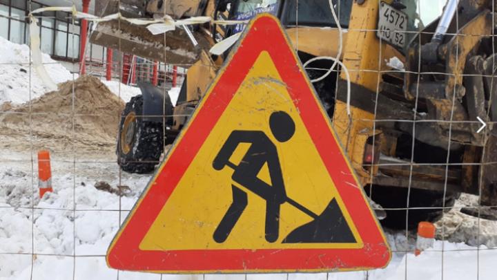 Проект дублера проспекта Гагарина в Нижнем Новгороде обошелся в 112 млн рублей