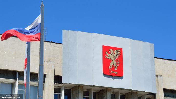 Провал на трассе заставил власти Севастополя ввести режим ЧС