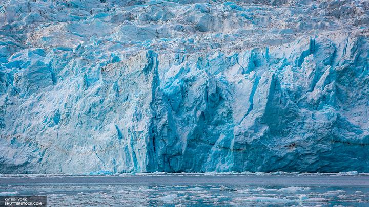 Путин в красном спецпуховике оценил чистоту Северного Ледовитого океана