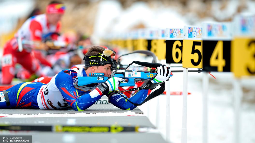Биатлон. Чемпионат России. Мужчины. Эстафета - онлайн-трансляция