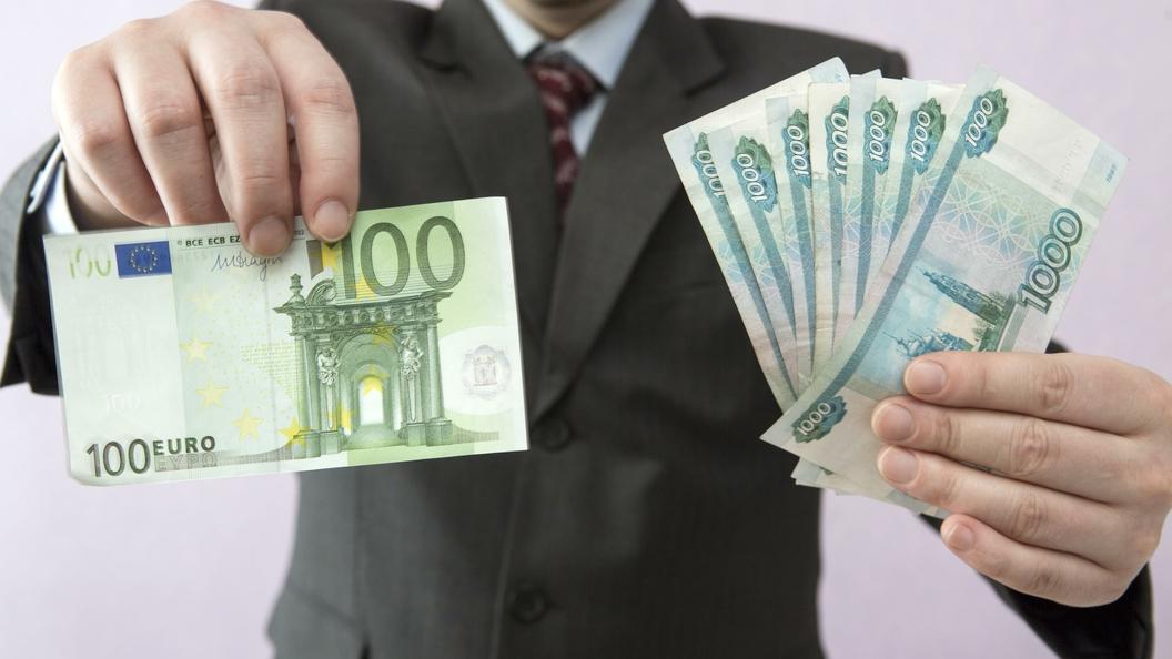 Курс русского рубля продолжает падать после введенных санкций США