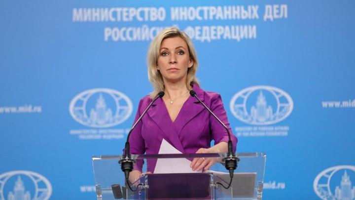Мы их в обиду не дадим: Захарова ответила Минску на задержание граждан России