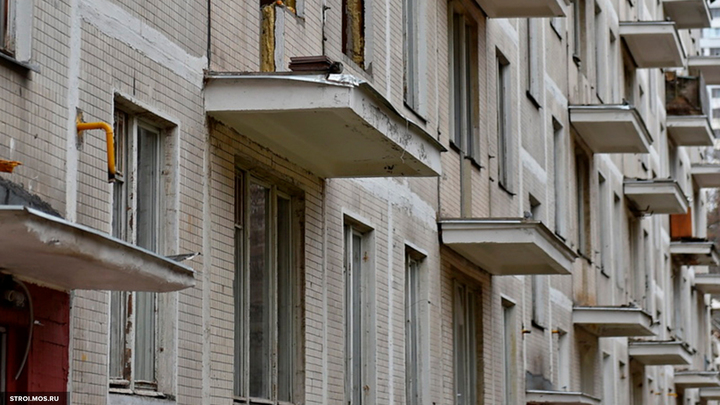 Комитет Госдумы одобрил проект закона о пятиэтажках в Москве