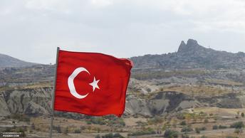 В Турции разбился вертолет с полицейскими и судьей