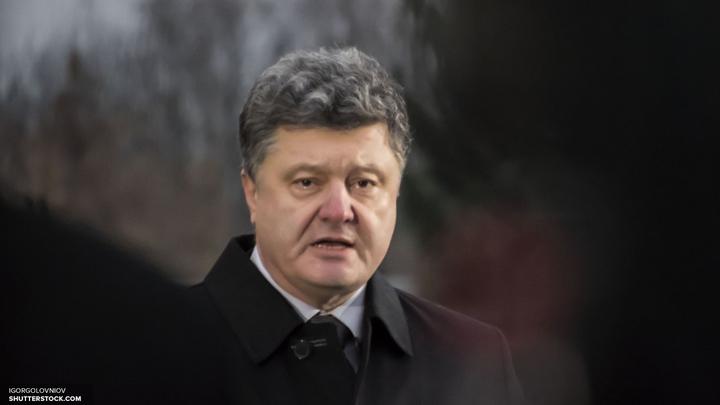Петр Порошенко открыто агитирует к акциям в Крыму у памятника Шевченко
