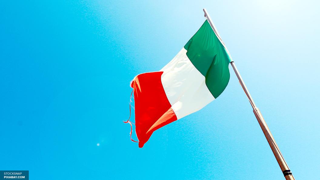 Лига Севера: Из-за антироссийских санкций Италия потеряла€4 миллиарда