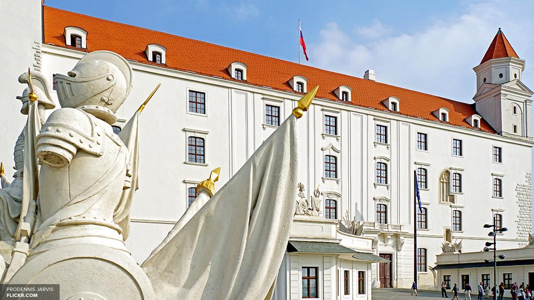 Словацкие аэромобили за полмиллиона евро показали в Монако