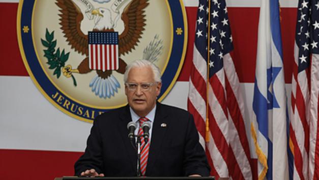Посол США в Израиле оправдался за провокационное фото с иудейским храмом