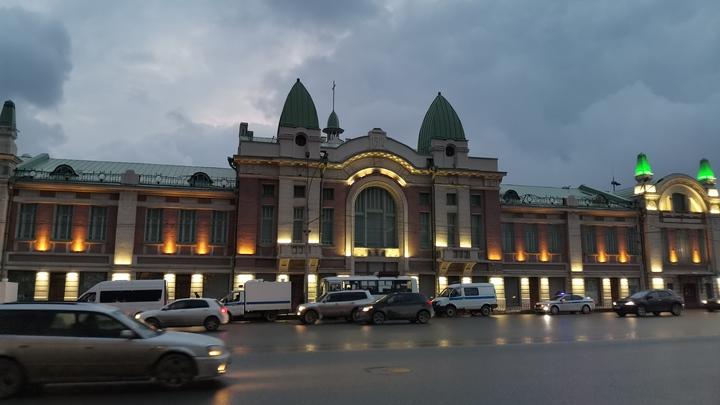 МЧС выпустило штормовое предупреждение на 7 мая в Новосибирской области
