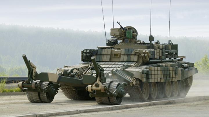Минобороны рассекретило атаку российских боевых роботов - видео
