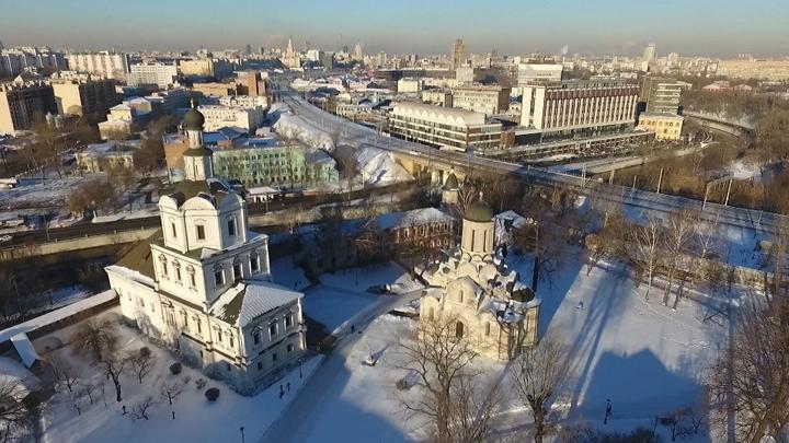 Возвращение святыни: Судьба московского Спасо-Андроникова монастыря