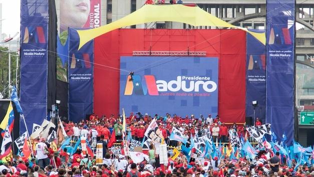В ожидании краха режима Мадуро: США предупредили Россию, Китай и Кубу