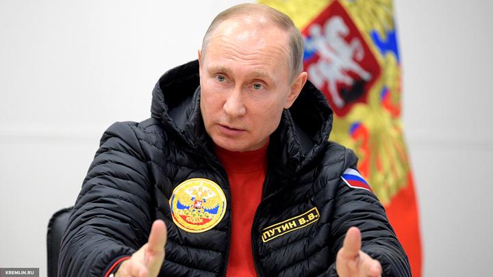 Путин пообещал исламскому миру помощь России в борьбе с терроризмом