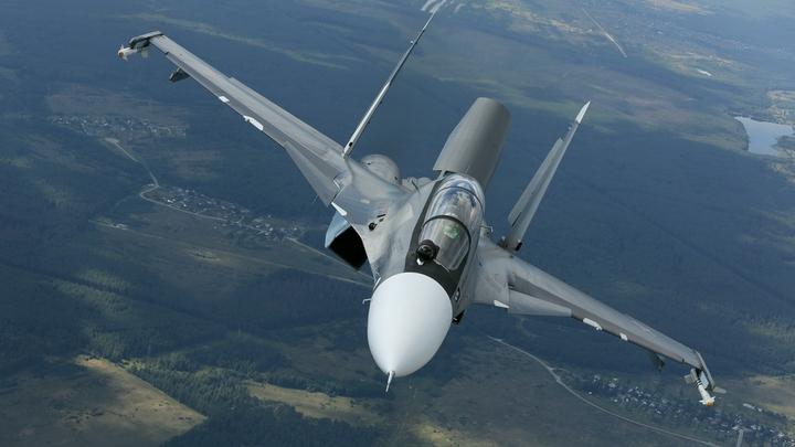 Русские пилоты рухнувшего в Сирии Су-30 успели спасти мирных жителей