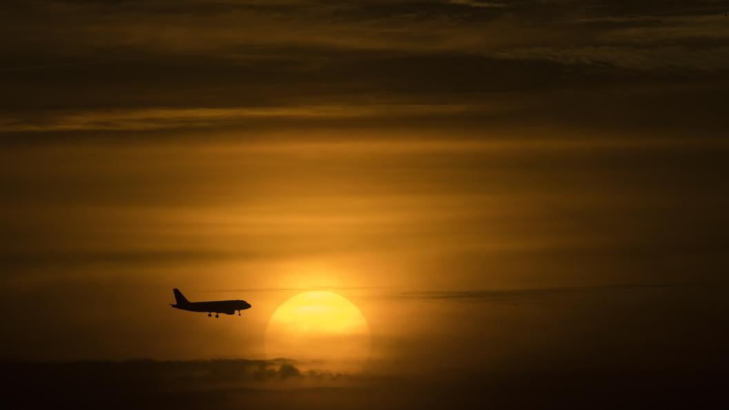 Авиалайнеру изсоедененных штатов довелось сесть вМагадане