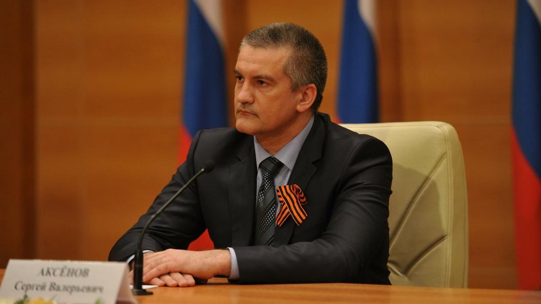 Глава Крыма назвал дуростью выбор актера на роль Николая II в Матильде