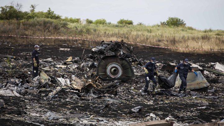 Дело обавиакатастрофе MH17 частично передано всуд вГааге