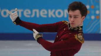Фигурист Дмитрий Алиев на чемпионате Европы уступил мировому лидеру Фернандесу