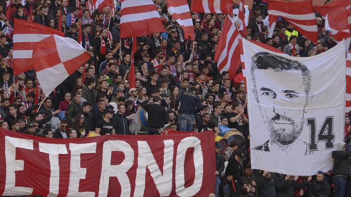 Русские фашисты – убирайтесь!. Что происходит в Бильбао перед матчем Атлетик – Спартак