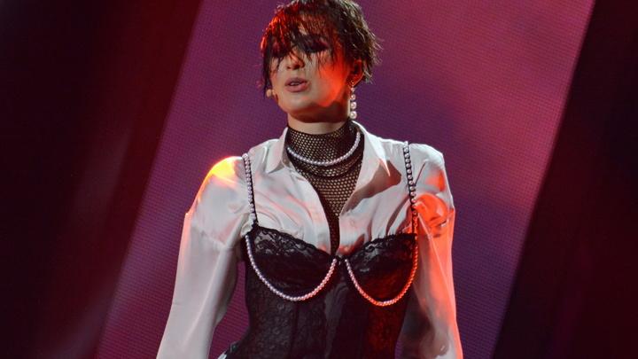 Украинская певица MARUV получила премию MTV как лучший российский исполнитель