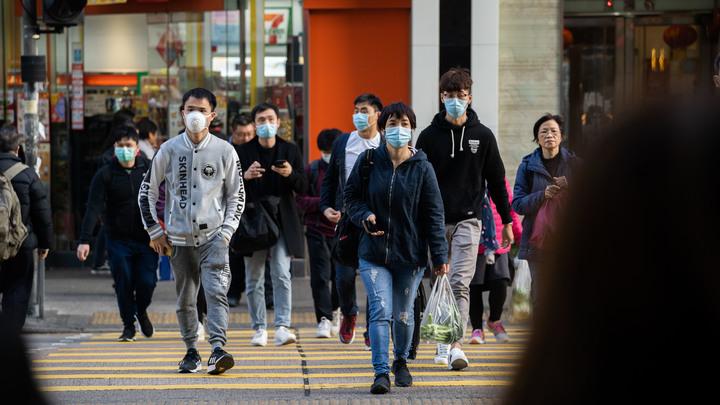 В мгновение вирус-убийца перекинулся на прохожего: В Китае мужчина заразился за 15 секунд