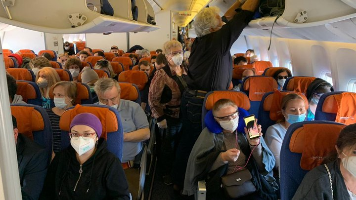 Несуществующие билеты в Европу: Жители России раскрыли уловку Аэрофлота